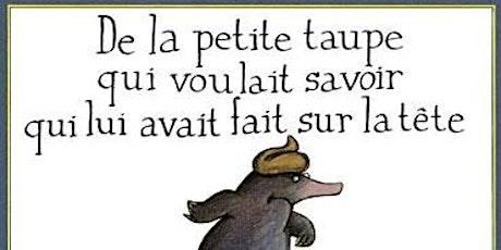 Atelier lecture trilingue pour enfants (3+) Français / Italien / Espagnol billets