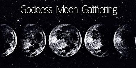 Goddess Moon Gathering - Online Kundalini Tantra - Via Zoom tickets