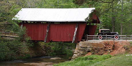 Campbell's Covered Bridge Ride & BBQ tickets