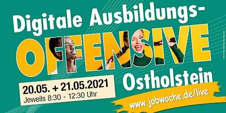 """Kopie von """"DIGITALE AUSBILDUNGSOFFENSIVE"""" Ostholstein Tickets"""