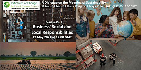 Putting CSR into Practice, a Dialogue on the Meaning of Sustainability, tickets
