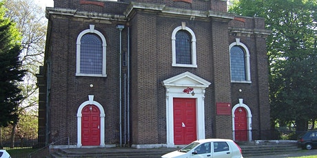 St Mary Magdalene Church, Woolwich, Sunday Service, 25 April, 10am. tickets