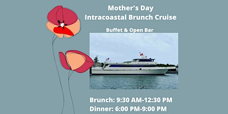 Mother's Day Dinner Cruise tickets