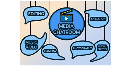 MEDIA CHATROOM  Hosted by Media Student's at Harlow College Tickets