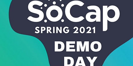 SoCap Accelerate Spring 2021 Demo Day tickets
