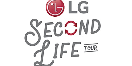 LG Second Life Tour tickets