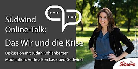Südwind Online-Talk: Das Wir und die Krise Tickets