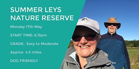 SUMMER LEYS EVENING STROLL | 4.5 MILES | EASY | NORTHANTS tickets