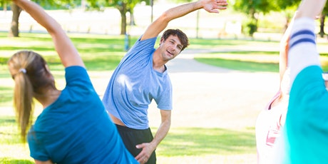 Exercise Classes with Andy Perkins tickets