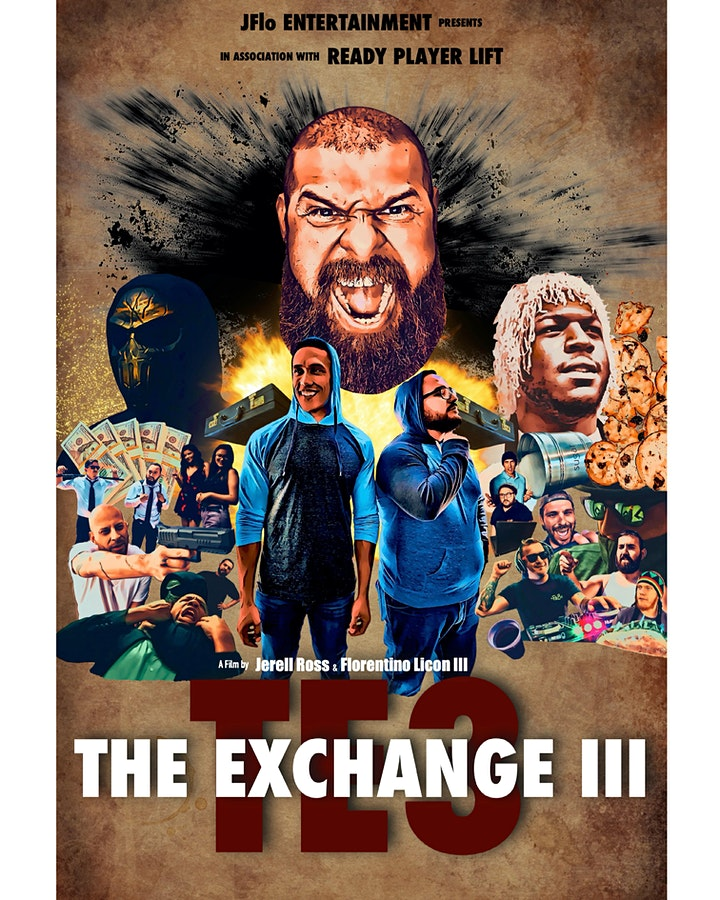 The Exchange 3 - MOVIE PREMIERE image