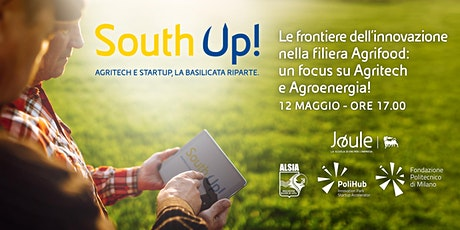 Le frontiere dell'innovazione nella filiera agrifood | South Up! biglietti