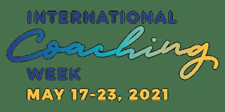 International Coaching Week Ireland 17th - 23rd May 2021 tickets