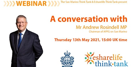 A Conversation with Andrew Rosindell MP tickets