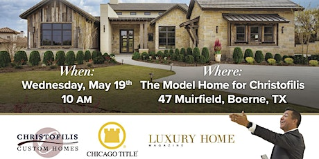 The State of the Luxury Market by LHM publisher, Tomas Martinez III tickets
