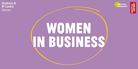 Women in Business Panel: Start-Up Stories tickets