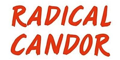 JW Book Club - Radical Candor by Kim Scott tickets