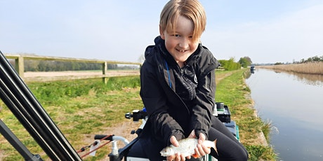 Free Let's Fish! - Nantwich  - Learn to Fish session - Wybunbury AA tickets