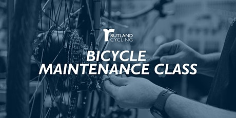 Bicycle Maintenance Class tickets