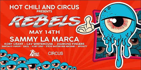 REBELS :  BY HOT CHILI MUSIC tickets