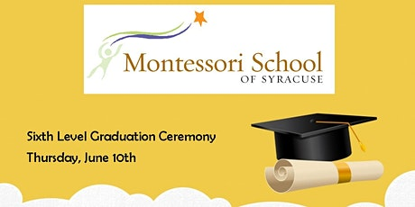 MSS Sixth Level Graduation tickets