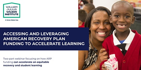 Strategies to Accelerate Learning via American Rescue Plan Funding tickets