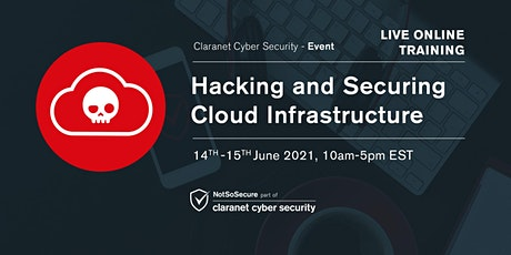Hacking and Securing Cloud Infrastructure bilhetes