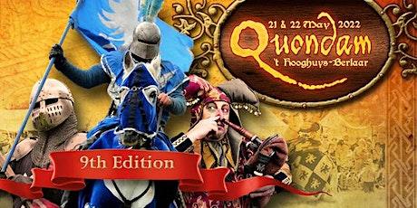 Quondam 2022 tickets