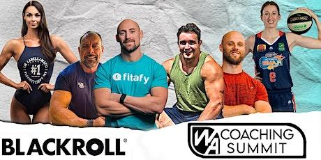 WA Coaching Summit tickets