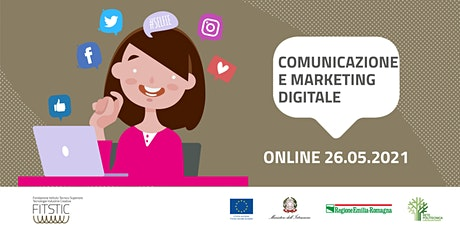 2021 OPEN DAY ONLINE - Comunicazione e Marketing digitale biglietti