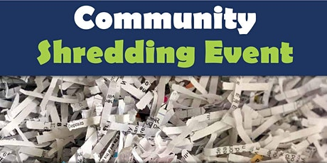 Community Shred Event  | Sponsored by Evergreen Bank Group tickets