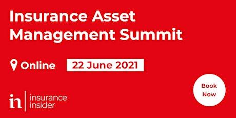 Insurance Asset Management Summit tickets