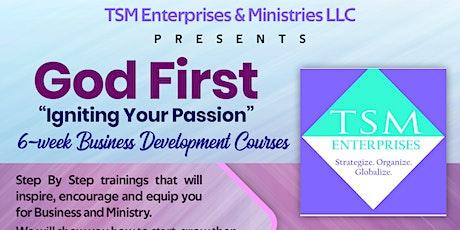 6 week Business Development Course tickets