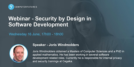 Security by Design in Software Development tickets