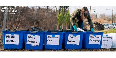 May 1st Clean Waterways Cleanup - Washington International School tickets