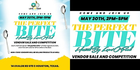 The Perfect Bite tickets