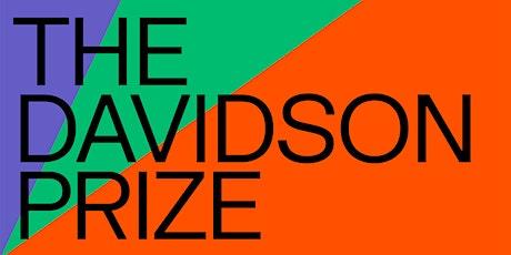 London Festival of Architecture - The Davidson Prize Finalists Present tickets