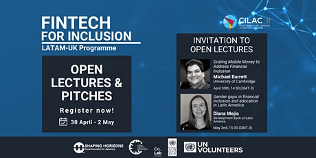 Fintech for Inclusion Summit tickets