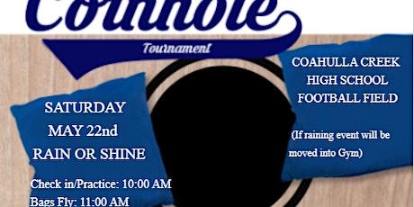 Coahulla Creek Cornhole Tournament tickets
