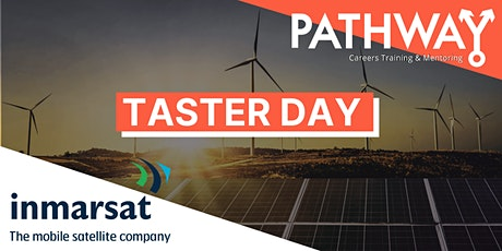 Inmarsat Telecomms Taster Day - Career Insights AND More! tickets