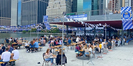 SATURDAYS: BRUNCH & SUNSETS @ WATERMARK - WATERFRONT DINING  @ PIER 15 NYC tickets