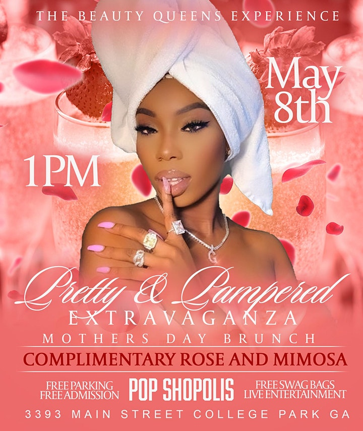 Pretty and Pampered Mothers Day Extravaganza image