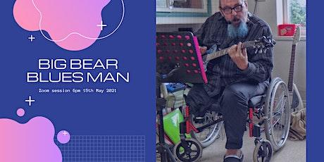 Big Bear Blues Man tickets
