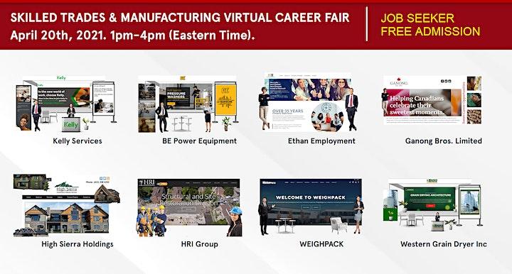 Welder Virtual Career Fair  - June 1st image