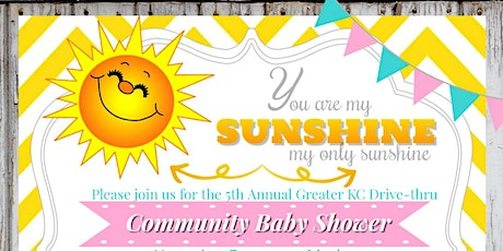 5th Annual Greater KC Community Baby Shower tickets