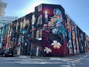 Free Street Art Walking Tour tickets