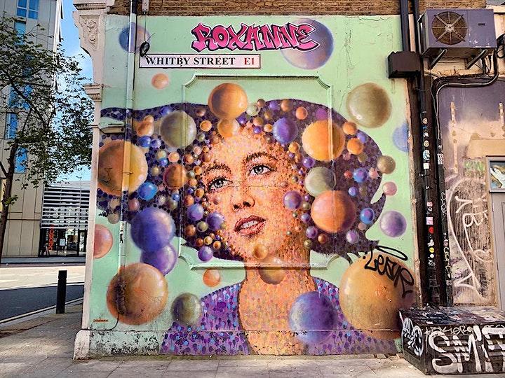 Free Street Art Walking Tour image