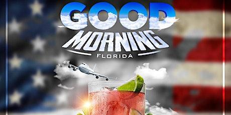 Good Morning Florida tickets