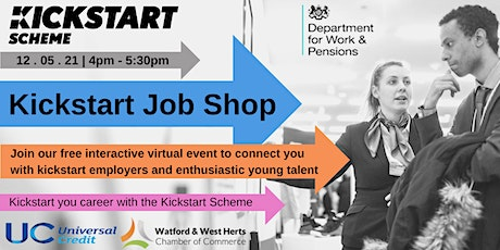 Kickstart Job Shop tickets