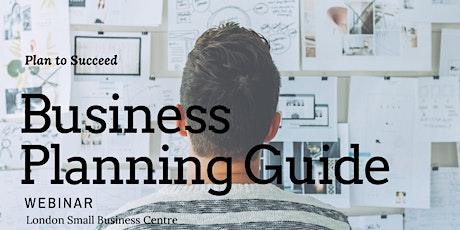 Business Planning Guide Workshop - May 20th, 2021 tickets