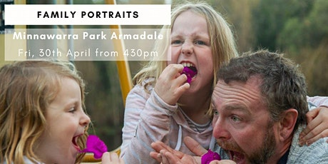 Learn Family Portraits - Beginner Session at Minnawarra Park in Armadale tickets